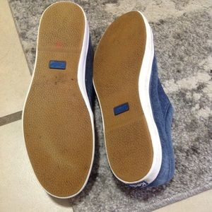 Keds Shoes - Denim Kids sneakers women's size 11